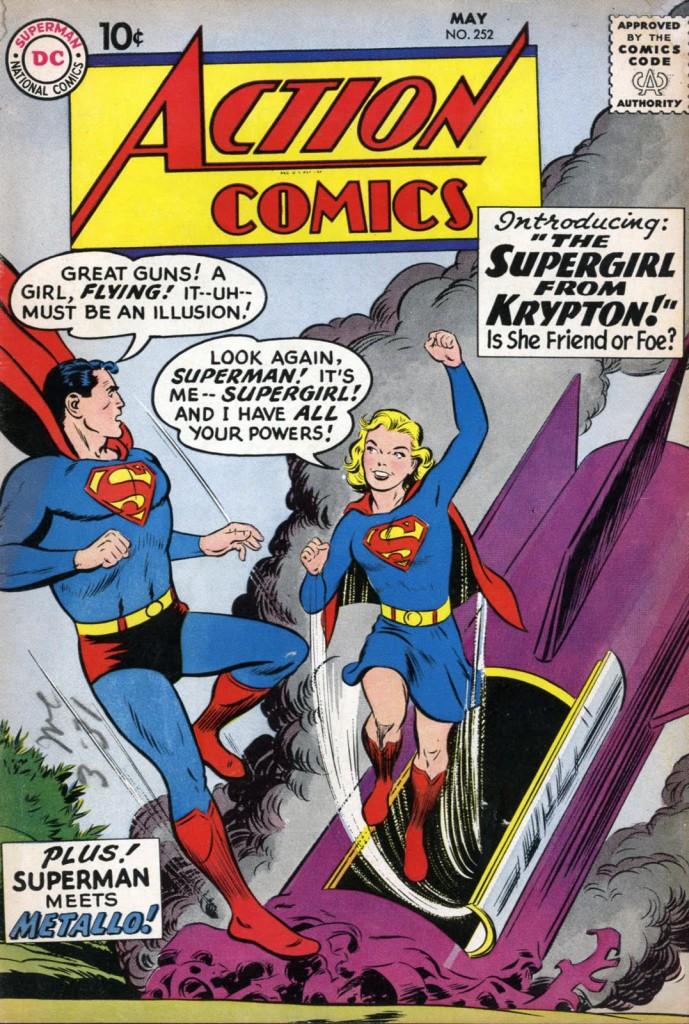 supergirlcomic