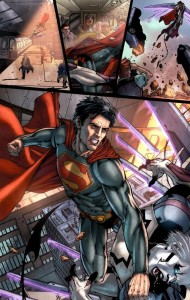 Superman Earth One 1