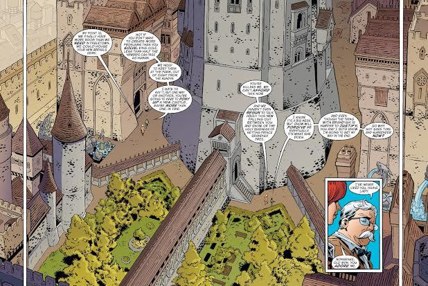 Fables 135 - Middle