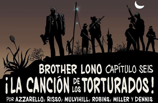 Brother Lono 6 - Middle