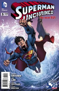 superman unchained 5 cover variant 6