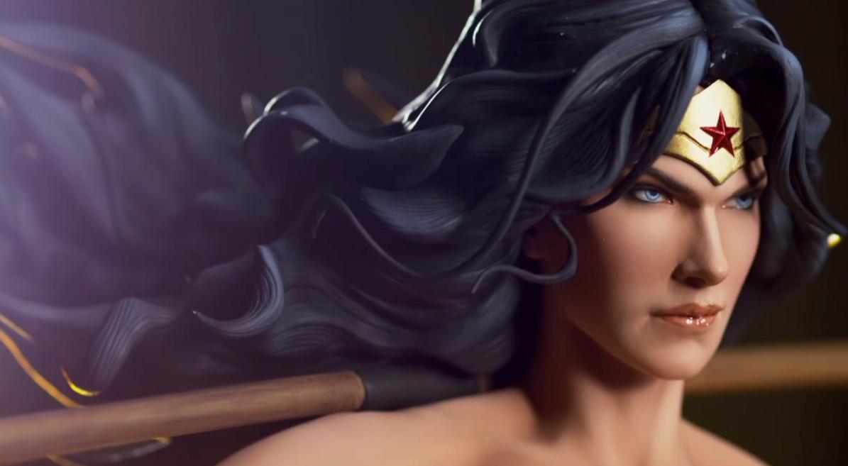Wonder Woman Figure