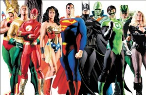 Justice League image DC comics