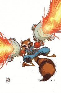 Rocket raccoon artgaurdians