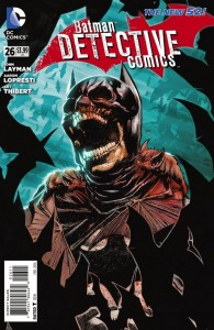 Detective Comics 26 cover by Jason Fabok