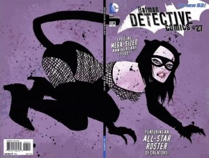 Detective Comics #27 variant cover by Frank Miller