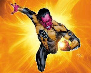 Both a friend and foe to the Green Lantern Corps, Sinestro's solo title will debut in April.