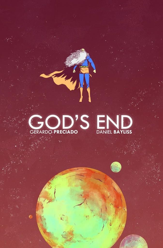 Gods End portada