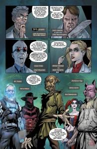 Batman: Detective Comics #28 interior art by Aaron Lopresti