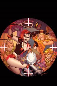 Harley Quinn #4