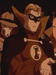 """""""Young Justice"""" Alan Scott"""