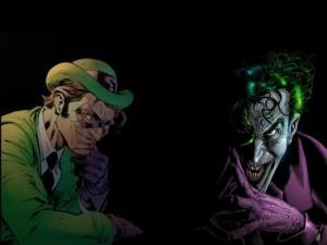 Riddler & Joker