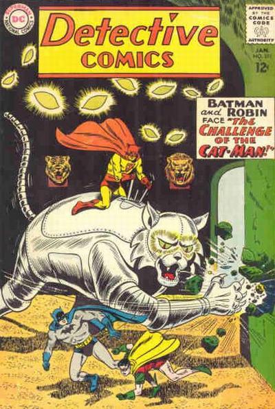 Detective Comic #311