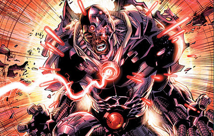 Cyborg, Batman vs Superman, Man of Steel sequel