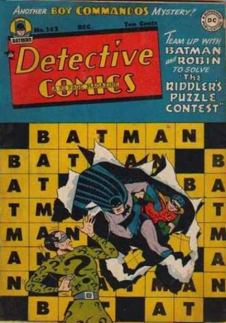 Detective Comics # 142
