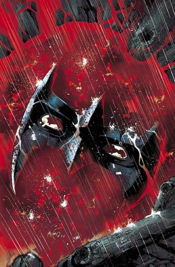 Nightwing-Dead
