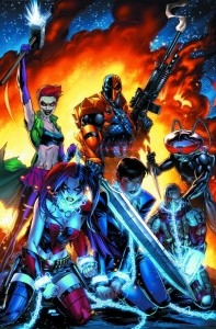 New Suicide Squad presented by DC Comics