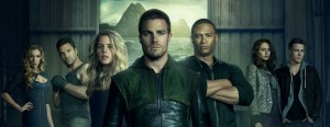 Arrow Cast Season 2