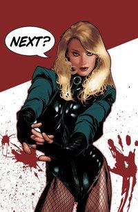 Arrow, Black Canary, Laurel Lance