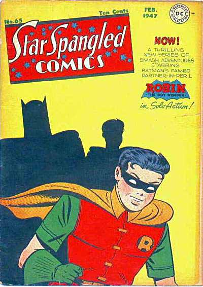 Star Spangled Comics #65
