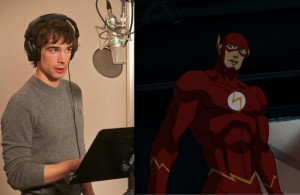 Christopher Gorham as The Flash