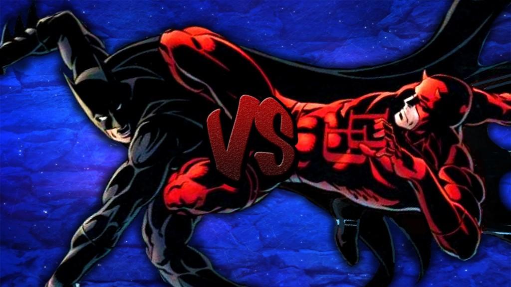 Daredevil vs batman