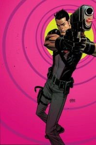 Dick Grayson: Super Spy