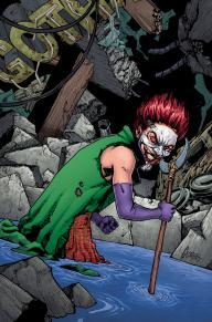 Batman: Joker's Daughter One Shot