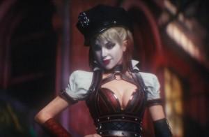Play as Harley Quinn