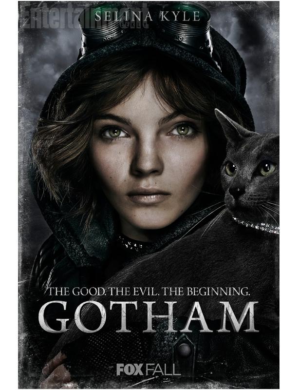 Camren Bicondova (Gotham)