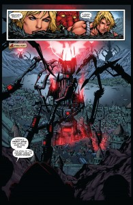 He-Man and the Masters of the Universe (2013-) 014-018