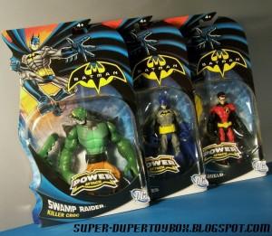 Batman power attack