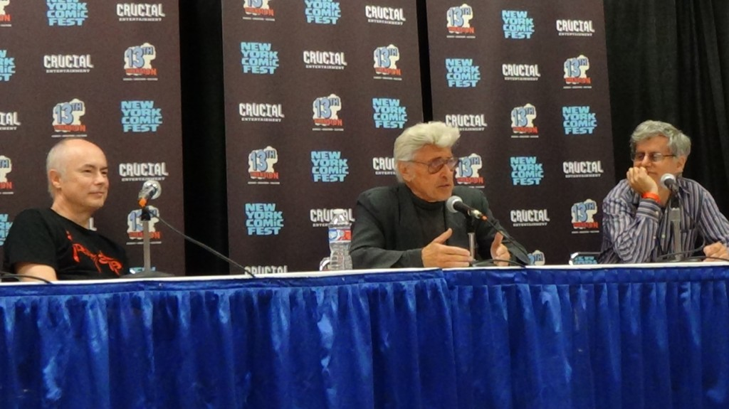 Spurlock, Steranko and Levitz