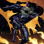 Batman Eternal #22 takes a spotlight on Stephanie Brown as the 'Spoiler'