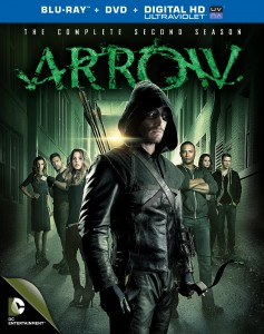 Arrow Season Two
