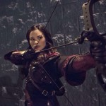 Nyssa al Ghul in Arrow
