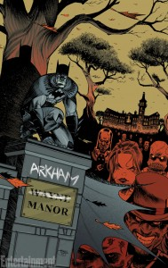 When catastrophe strikes Arkham Asylum, where will Gotham City house the world's most dangerous criminals, and when inmates are found murdered, what is Batman prepared to do in search of justice?