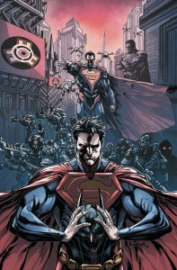 The cover of Injustice Year Two #1