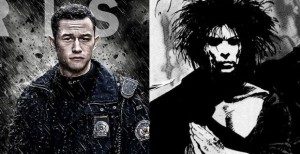 Joseph Gordon Levitt and Sandman