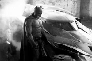 Ben Affleck Batsuit