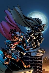'Batman/Superman #15' by Jon Bogdanove.