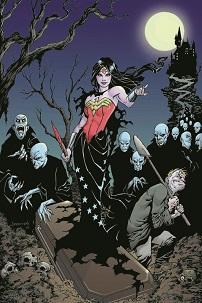 """""""Wonder Woman"""" #35 by Aaron Lopresti"""