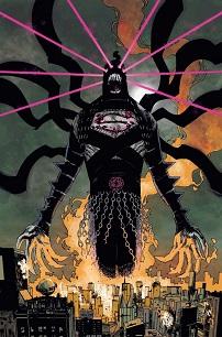 """""""Superman"""" #35 by Jason Pearson"""