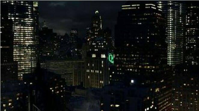 Gotham arrow