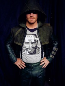 The CW's Arrow actor, Stephen Amell