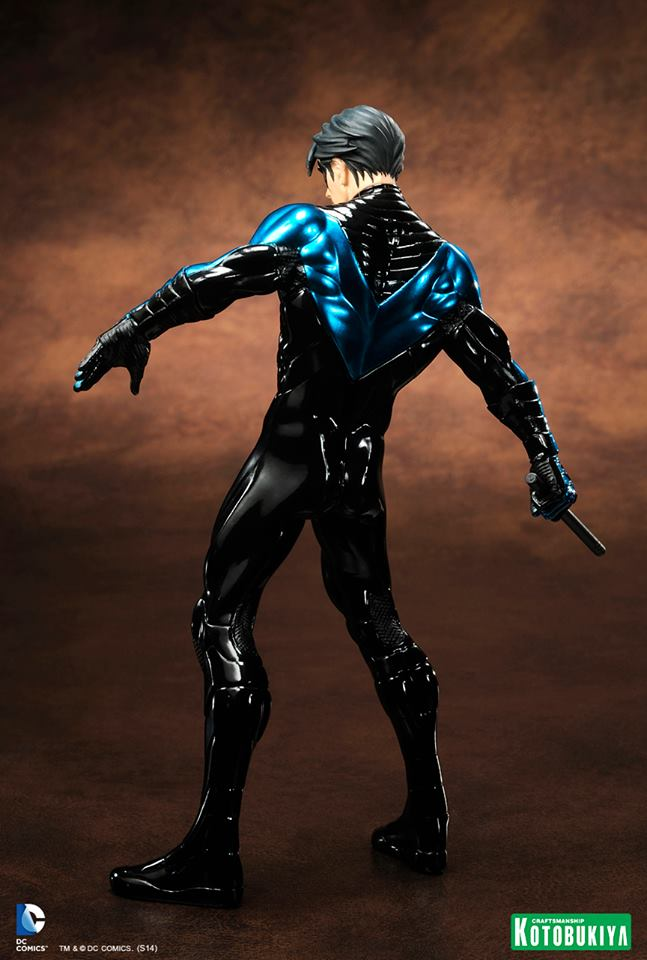 Nightwing Origins