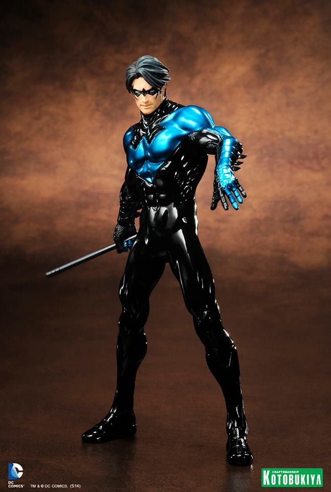 Nightwing Origins ARTFX+