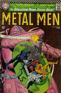 Metal Men issue 24