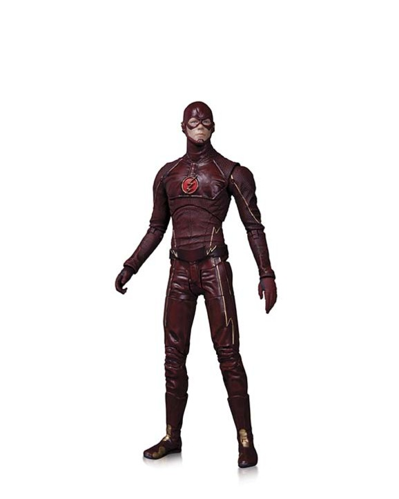 The Flash from the upcoming tv series