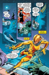 Teen Titans (2014-) - Futures End 001-005